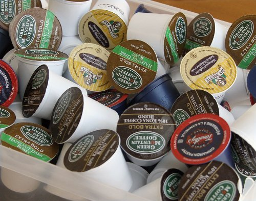 50 Single-Serve Cup Variety Pack for Keurig K-Cup
