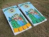 Cornhole Boards Farmer Graphics