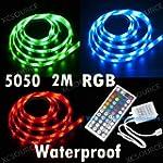 Ruban lumineux 30 LED RVB 5050 SMD pa...