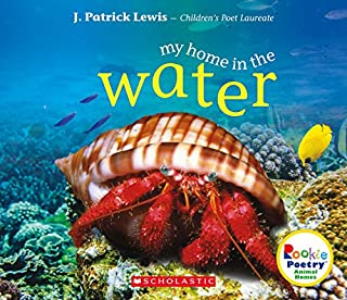 Book Cover: My Home in the Water