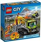 LEGO® City 60122 - Vulkan-Raupe