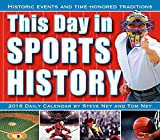 img - for This Day in Sports History 2016 Boxed/Daily Calendar book / textbook / text book