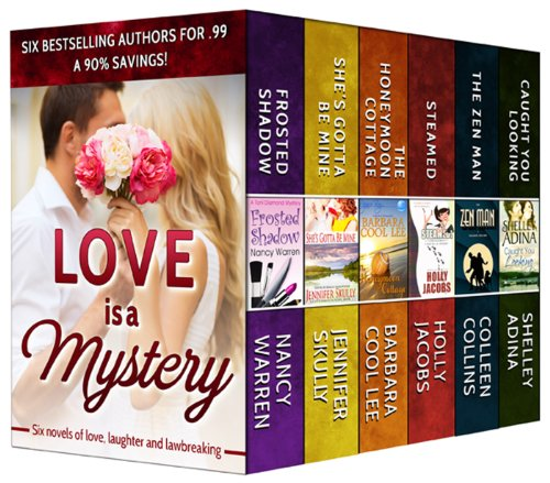 Kindle Daily Deals For Sunday, June 1 – Featuring Overnight Price Cuts on Bestselling eBooks, Including Love is a Mystery: Six novels of love, laughter and lawbreaking... Six Books For The Price of One!
