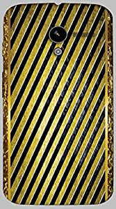 Timpax protective Armor Hard Bumper Back Case Cover. Multicolor printed on 3 Dimensional case with latest & finest graphic design art. Compatible with only Motorola Moto - X-1- 1st Gen. Design No :TDZ-20825