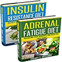 Hormone Reset: Insulin Resistance Diet, Adrenal Fatigue Diet Audiobook by Sherry S. Williams Narrated by Alex Lancer