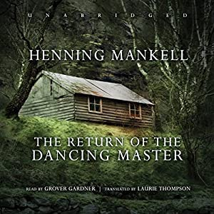 The Return of the Dancing Master Audiobook