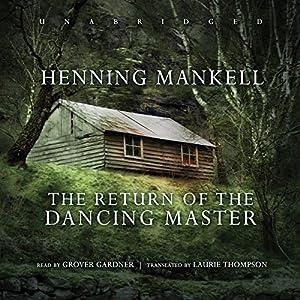 The Return of the Dancing Master Audiobook