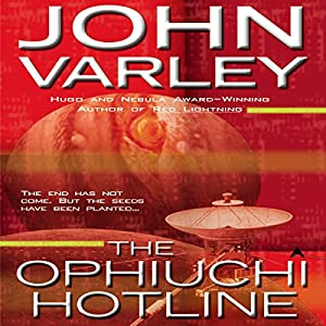 The Ophiuchi Hotline Audiobook