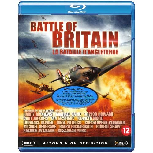 La Bataille d'Angleterre - Battle of Britain - 1969 - Guy Hamilton 61T69r98cpL._SS500_