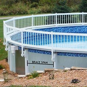 Amazon Com Premium Guard Above Ground Swimming Pool