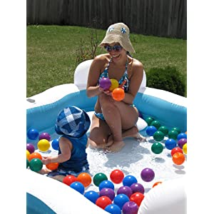 Best Buy Intex Swim Center Family Lounge Pool Toy For Sale Swimcenterfamilypool