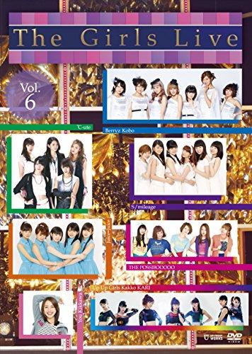 The Girls Live Vol.6 [DVD]