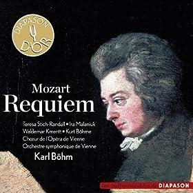 Requiem In D Minor, K. 626: VIII. Communio: Lux Aeterna