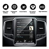 RUIYA 2017 Volvo V90 S90 2016-2018 XC90 8.7-Inches Car Navigation Protective Film,Clear Tempered Glass HD and Protect your Eyes