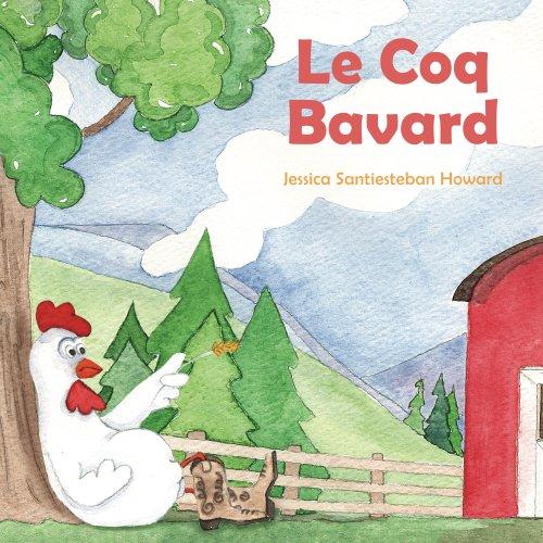 Couverture du livre Le Coq Bavard