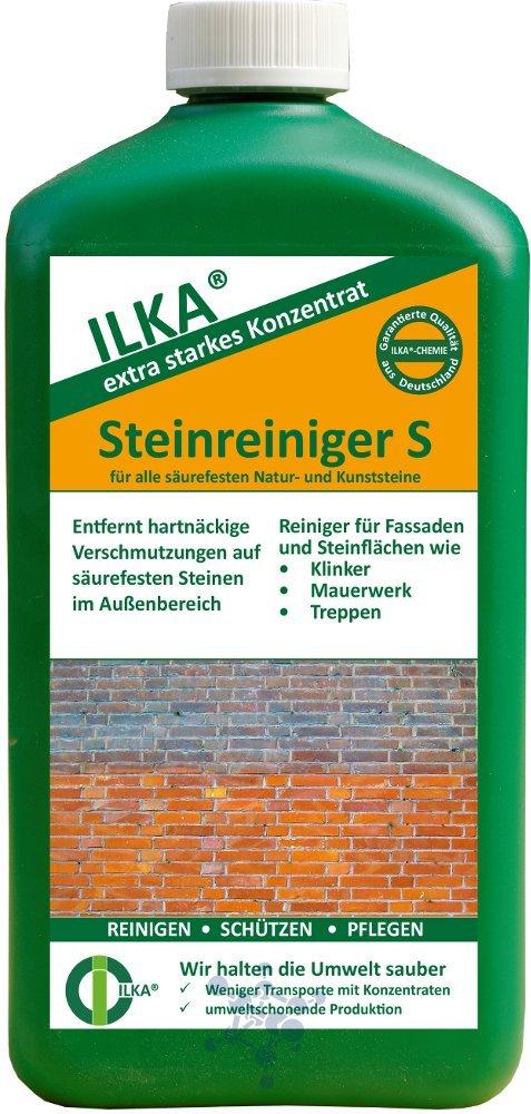 ILKA  Steinreiniger S  BaumarktÜberprüfung und Beschreibung