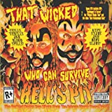 Disco de Insane Clown Posse - Hell's Pit - Version 2 W/ DVD (Anverso)