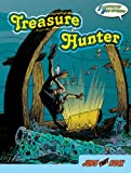 Treasure Hunter (Jobs That Rock Graphic Illustrated)
