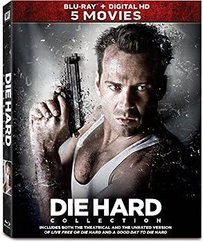 Die Hard 5-Movie Collection (Blu-ray)