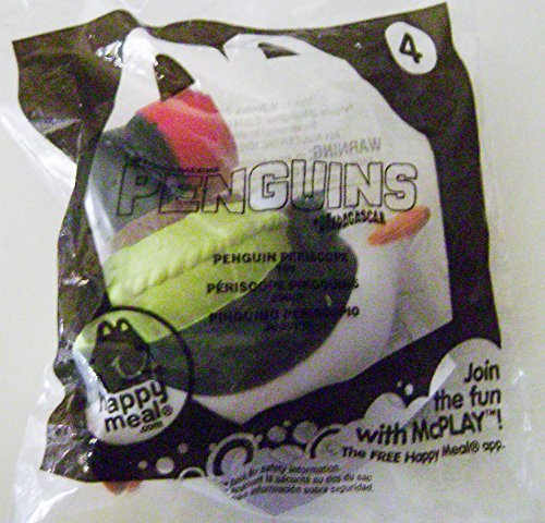 McDonalds 2014 Dreamworks Penguins of Madagascar Periscope #4