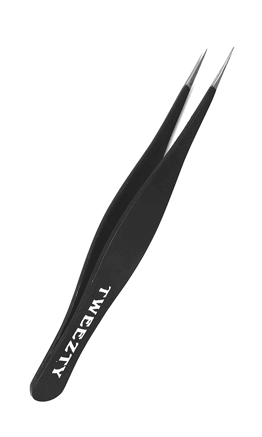 TWEEZTY: Best Tweezers Ever ~ Stainless Steel Tweezer, for the Small & Ingrown Hairs ~ also great for Splinters ..