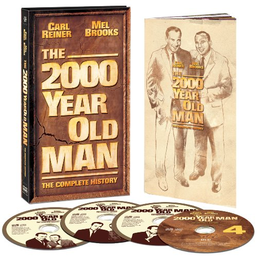 The 2000 Year Old Man:The Complete History