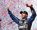 'AUTOGRAPHED 2013 Jimmie Johnson #48 Lowe''s Racing VICTORY LANE CELEBRATION 8X10 SIGNED NASCAR Glossy Photo w/ COA'