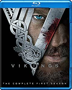 Vikings: Season 1 [Blu-ray] (Bilingual)