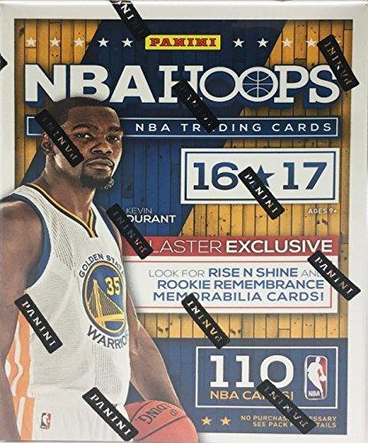 2016 - 2017 NBA Hoops Factory Sealed Basketball