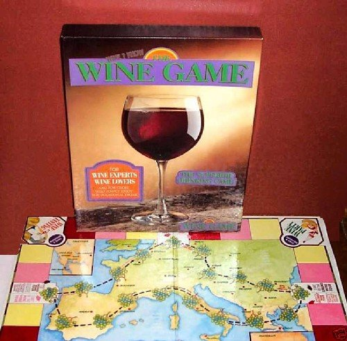 The Wine Game (From Boxer - A Superior Drinking Game)