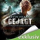 Gejagt (Chronik des Eisernen Druiden 6) Hörbuch von Kevin Hearne Gesprochen von: Stefan Kaminski