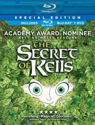The Secret of Kells (Blu-ray/DVD Combo)