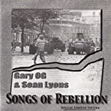 Gary Og And Sean Lyons Gary Og And Sean Lyons Songs Of Rebellion - Eire Irish Rebel Music - New CD