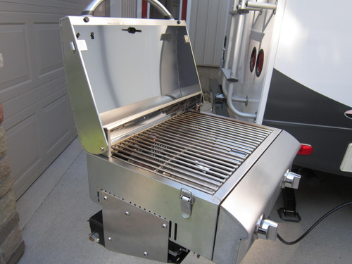 Costco Bbq Grills >> Amazon.com : Nexgrill 820-0015 2 Burner Table Top Gas Grill with Tank Regulator : Outdoor ...