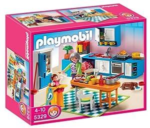 Playmobil - Rosa Cocina (626154)
