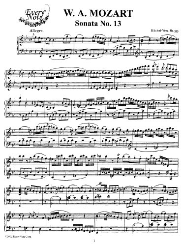 A Brief Analysis of Mozart Sonata K.331 Essay Sample