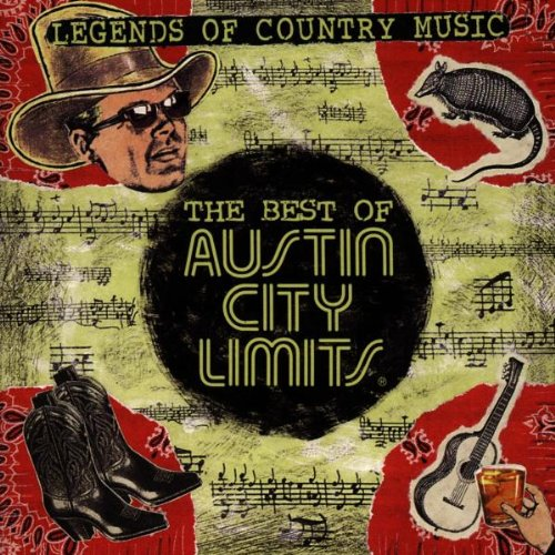 Legends of Country Music : The Best of Austin City