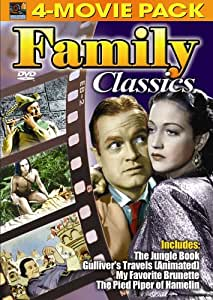 Family Classics: 4 Movie Pack
