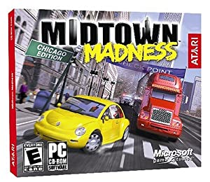 Midtown Madness (Jewel Case) - PC