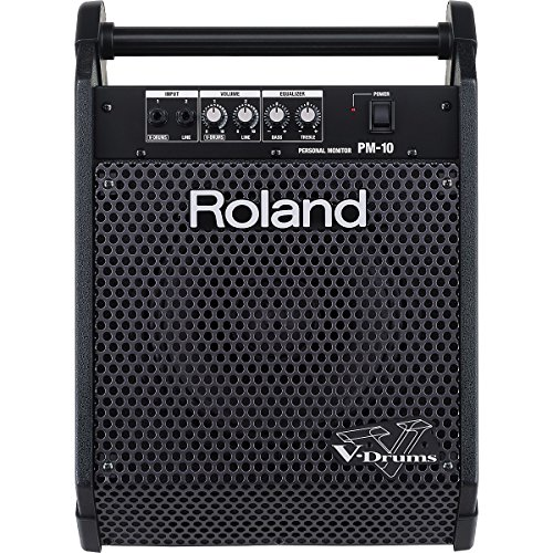 Roland PM-10 Personal Monitor Amplifier (Electronic Drum Amplifier compare prices)