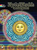 Mystical Mandala Coloring Book (Staple Bound)