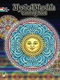 Mystical Mandala Coloring Book (Dover…