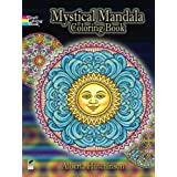 Mystical Mandala Coloring Book (Dover Design Coloring Books) ~ Alberta Hutchinson