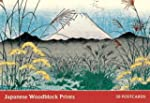 Japanese Woodblock Print Postcard Boo...