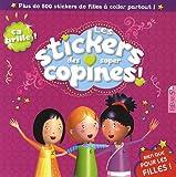 echange, troc Fleurus - Les stickers des super copines !