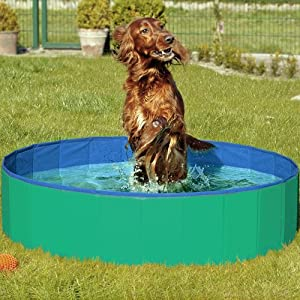 Dogs Swimming Pool Small: 80 cm x 20cm High: Amazon.co.uk: Pet ...