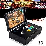 Futureshine 2020 Classic Arcade Game Console, 2177 in 1 3D Box Arcade Machine Newest System Jamma HDMI Retro Video Games Portable Console 10