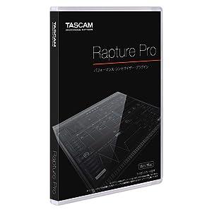 TASCAM RAPTURE PRO