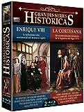 Pack Grandes Series Historicas:  Enrique VIII (Henry VIII)  / La Cortesana (The Devil's Whore) [Blu-ray]