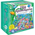 I Spy Alphabet Aquarium: Search the aquarium for fish with uppercase letters, lowercase letters, or beginning sounds